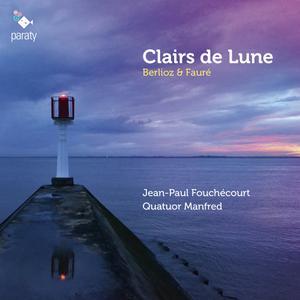 Quatuor Manfred & Jean-Paul Fouchécourt - Clairs de Lune (2019)