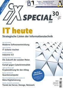 iX Magazin - Special 2019