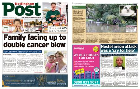 Nottingham Post – October 16, 2019
