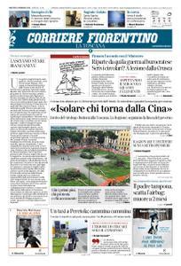 Corriere Fiorentino La Toscana – 18 febbraio 2020