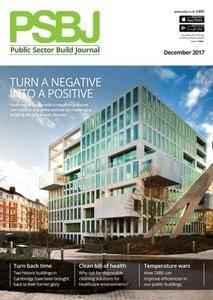 PSBJ/Public Sector Building Journal - December 2017