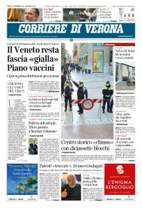 Corriere di Verona – 14 novembre 2020