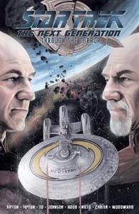 IDW Publishing-Star Trek The Next Generation Through The Mirror 2018 Hybrid Comic eBook