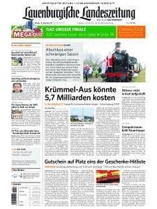 Lauenburgische Landeszeitung - 18. Dezember 2017