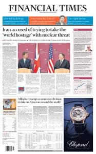 Financial Times Asia - May 9, 2019