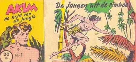 Akim Held Van De Jungle