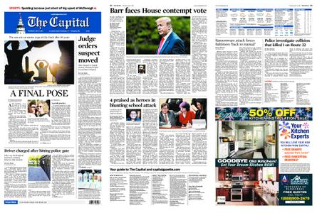 The Capital – May 09, 2019