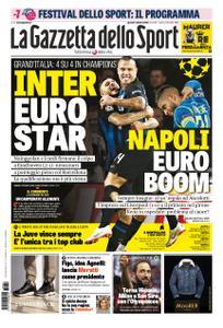 La Gazzetta dello Sport – 04 ottobre 2018
