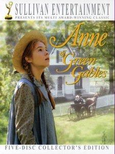 "Энн из поместья ""Зеленые Крыши"" / Anne of Green Gables (1985, 2xDVD + DVDRip MVO Rus + Eng)"