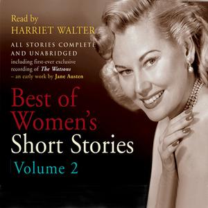 «Best of Women's Short Stories, Vol. 2» by Various Authors