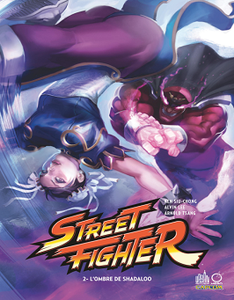 Street Fighter - 02 Tomes
