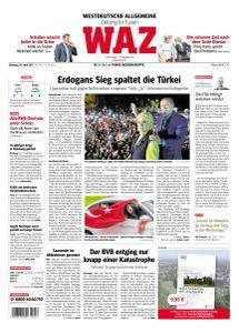 WAZ Westdeutsche Allgemeine Zeitung - 18 April 2017