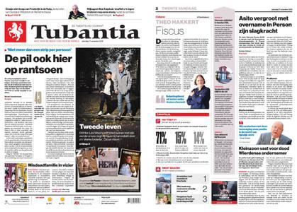 Tubantia - Enschede – 17 november 2018
