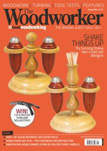 The Woodworker & Woodturner - September 2019