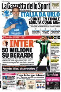 La Gazzetta dello Sport - 20 Giugno 2016