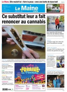 Le Maine Libre Sarthe Loir – 18 octobre 2019