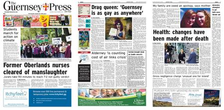 The Guernsey Press – 28 September 2019