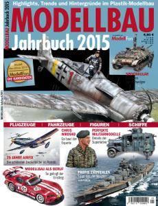 ModellFan Sonderheft - Modellbau Jahrbuch 2015