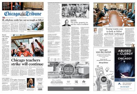 Chicago Tribune – October 18, 2019