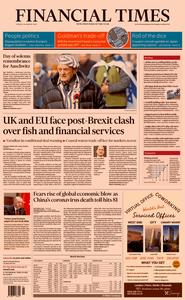 Financial Times UK – 28 January 2020