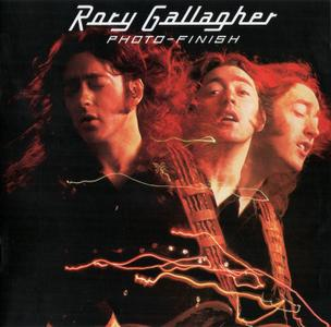 Rory Gallagher - Photo-Finish (1978) {2018, 24-bit Remastered}