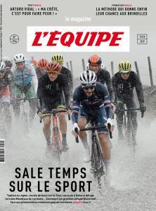 L'Equipe Magazine - 19 Octobre 2019