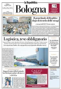 la Repubblica Bologna - 11 Luglio 2020