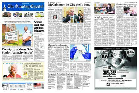 The Capital – April 22, 2018