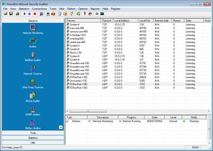 Nsauditor Network Security Auditor 3.1.4.0