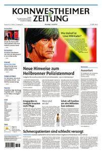 Kornwestheimer Zeitung - 05. Juni 2018