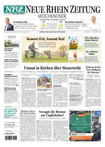 NRZ Neue Rhein Zeitung Rheinberg - 20. April 2019