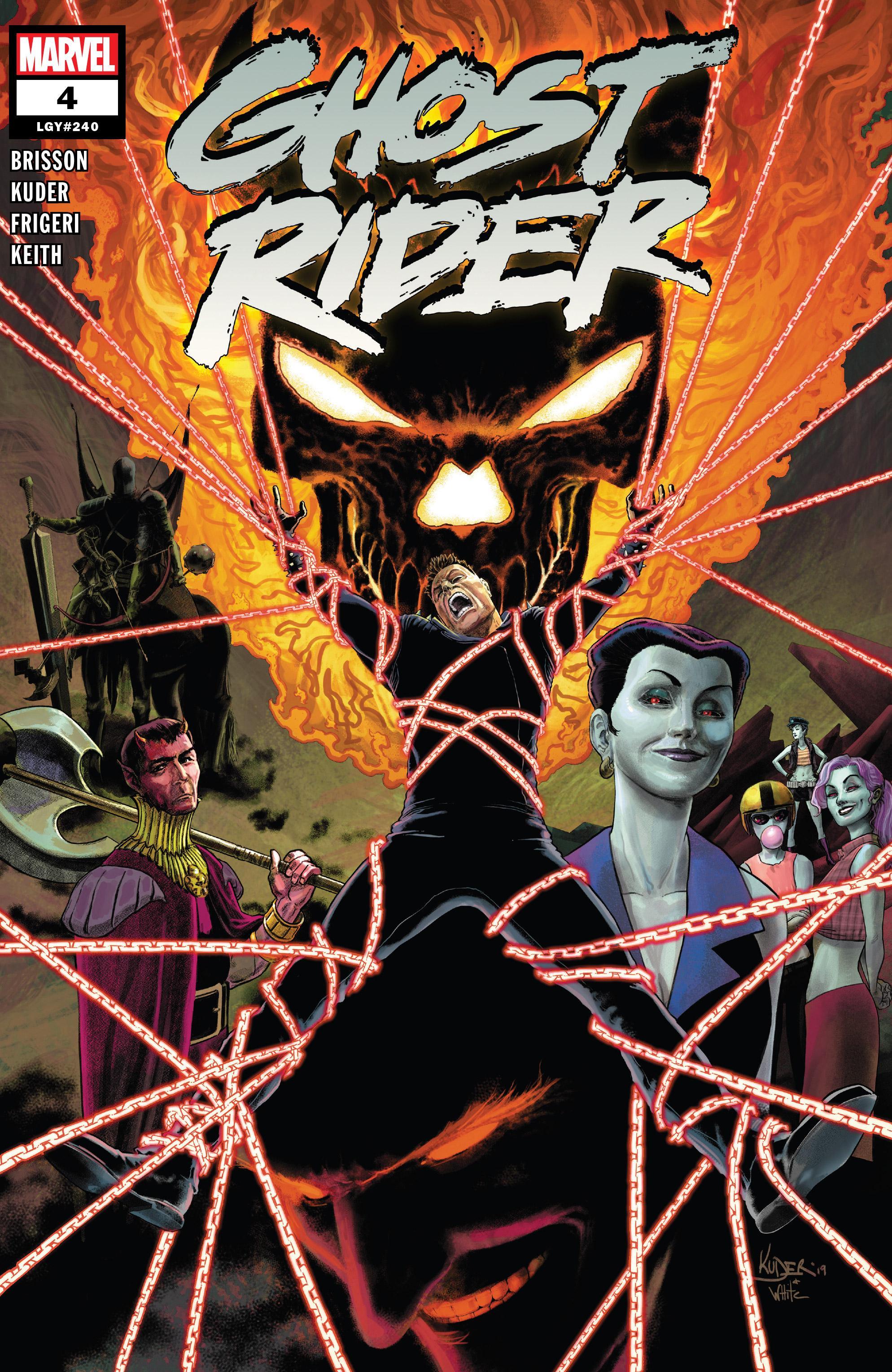 Ghost Rider 004 2020 Digital Zone