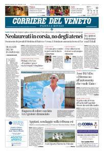 Corriere del Veneto Padova e Rovigo - 20 Agosto 2019