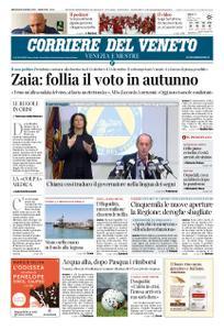 Corriere del Veneto Venezia e Mestre – 08 aprile 2020