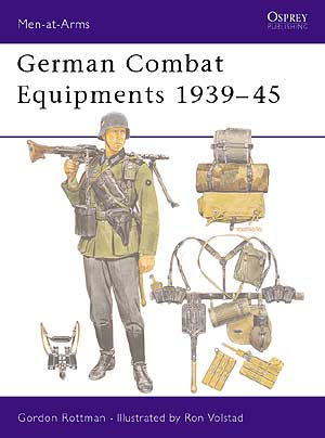 MAA #234  ''German Combat Equipments 1939-45''