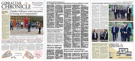 Gibraltar Chronicle – 24 February 2021