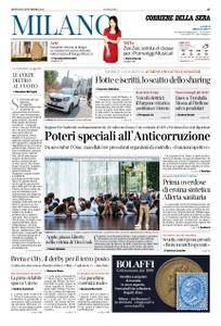 Corriere della Sera Milano – 13 settembre 2018