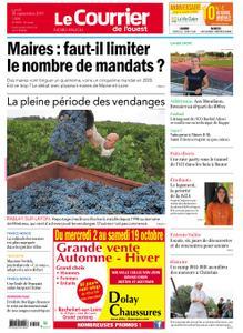 Le Courrier de l'Ouest Nord Anjou – 30 septembre 2019