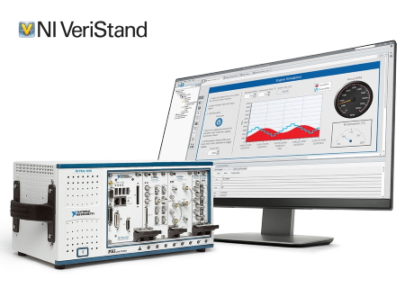 NI VeriStand 2019 R2 and Drivers