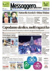 Il Messaggero Veneto Gorizia - 2 Gennaio 2017