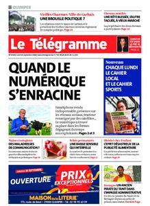 Le Télégramme Quimper – 14 septembre 2020