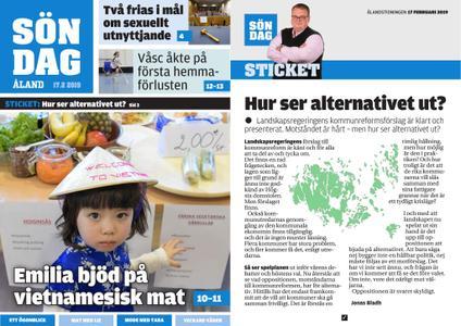 Ålandstidningen – 17 februari 2019