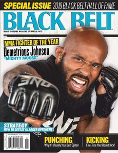 Black Belt - December/January 2019