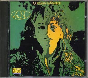 Gianna Nannini - G. N. (1981) Repost