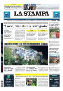 La Stampa Torino Provincia e Canavese - 13 Agosto 2020