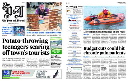 The Press and Journal Moray – May 13, 2019