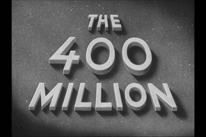 History Today Inc. - The 400 Million (1939)