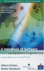 A Handbook of Software and Systems Engineering: Empirical Observations, Laws and Theories (Repost)