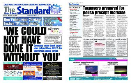 The Standard Chester & District – December 21, 2017