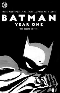 Batman-Year One-The Deluxe Edition Black and White 2017 digital